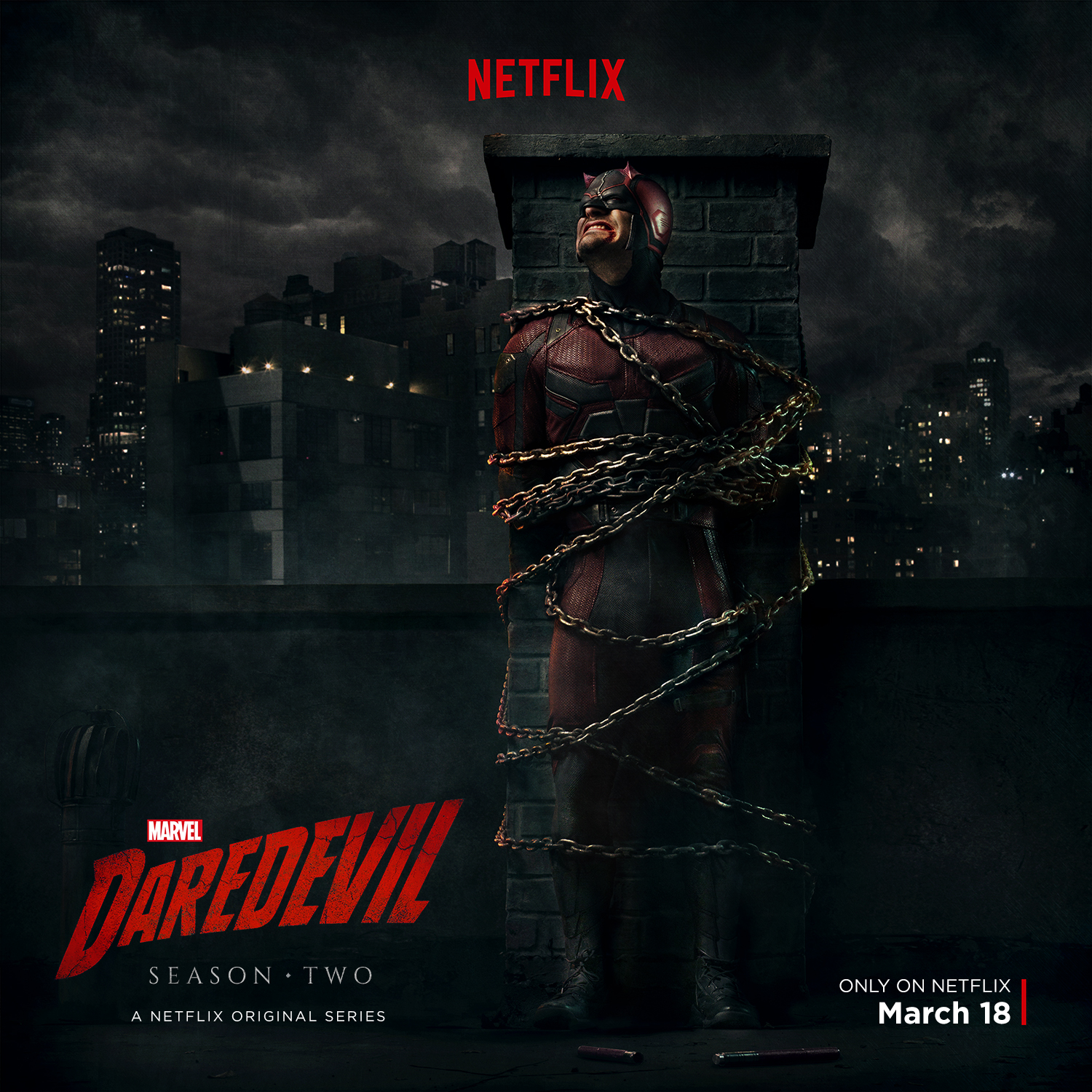 Daredevil - Season 2 - Poster 2