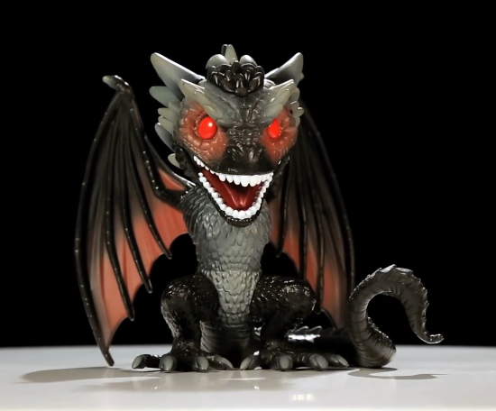 Funko - Pop - Hot Topic - Exclusive - Drogon
