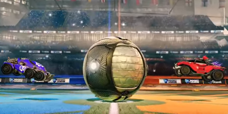 Rocket League - Xbox One release