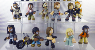 The Walking Dead - Mystery Minis - Series 4 - Cover