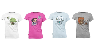 FYE - Exclusive - Funko Tees - Star Wars - Cover