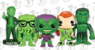 Funko - ECCC 2016 - Exclusives - Cover