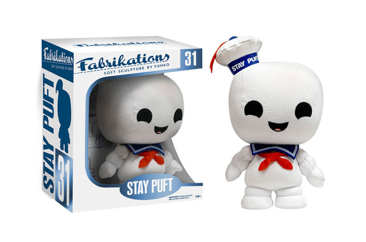 Ghostbusters - Funko - Fabrikations - Stay Puft