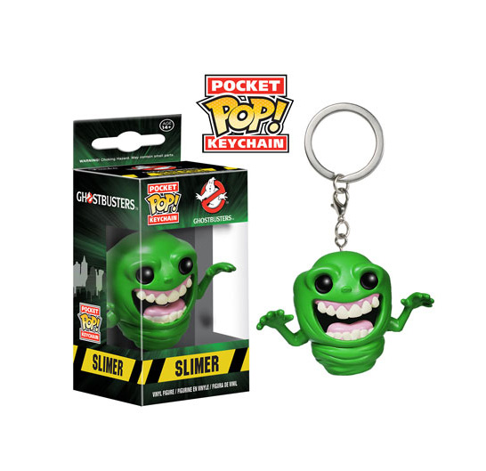 Ghostbusters - Funko - Pocket Pop! - Slimer