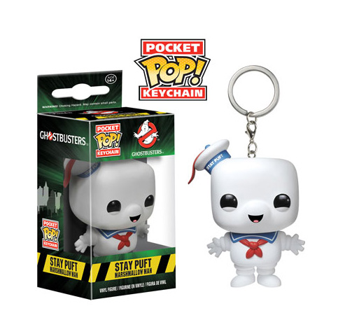 Ghostbusters - Funko - Pocket Pop! - Stay Puft