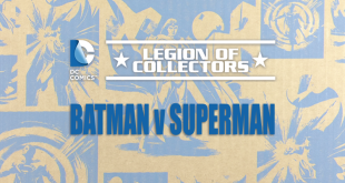 Legion of Collectors - Cover - Batman v Superman