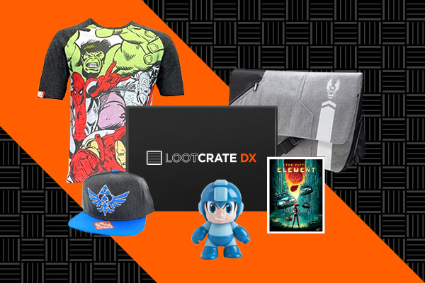 Loot Crate DX - Crate Example