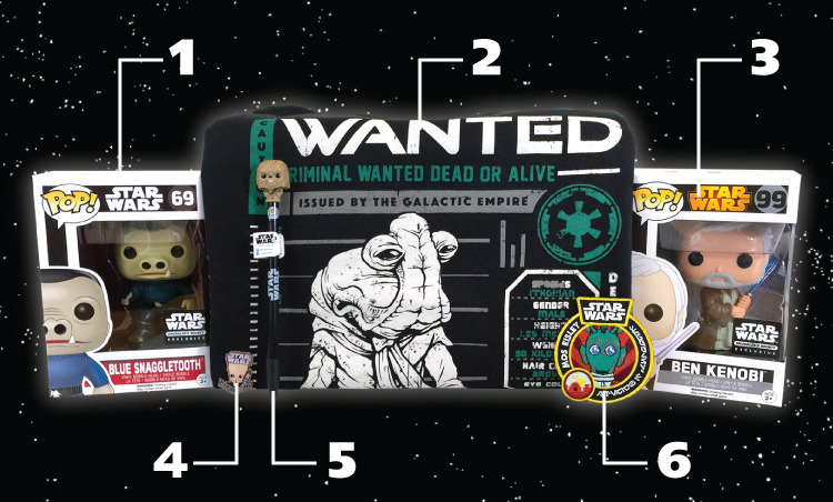 Smugglers Bounty - Cantina - Contents - Numbered