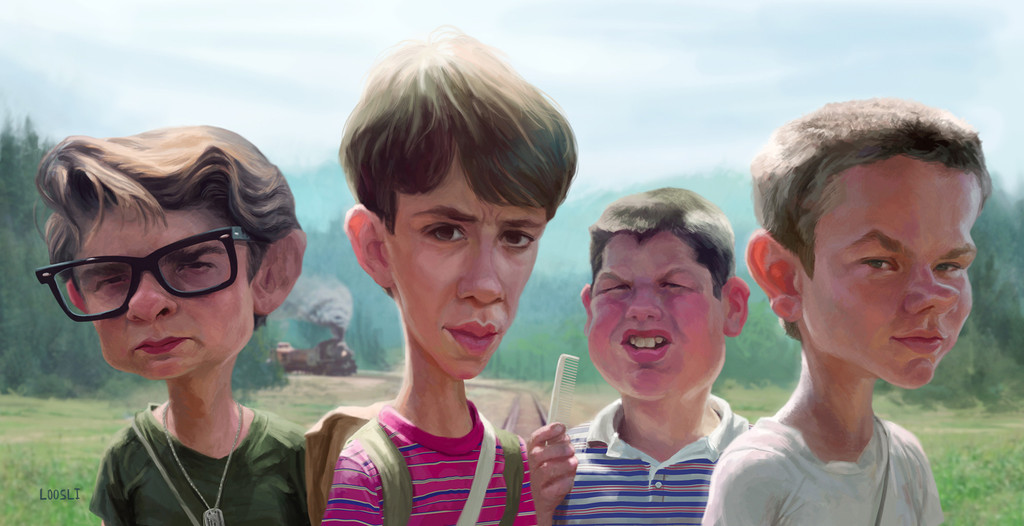 Stand By Me - Blake Loosli - 30 Years Later - LE 35