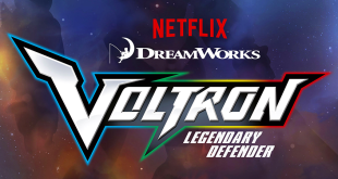 Voltron - Legendary Defender - Cover Image