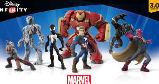Disney Infinity 3.0 - Marvel Battlegrounds - Main Image