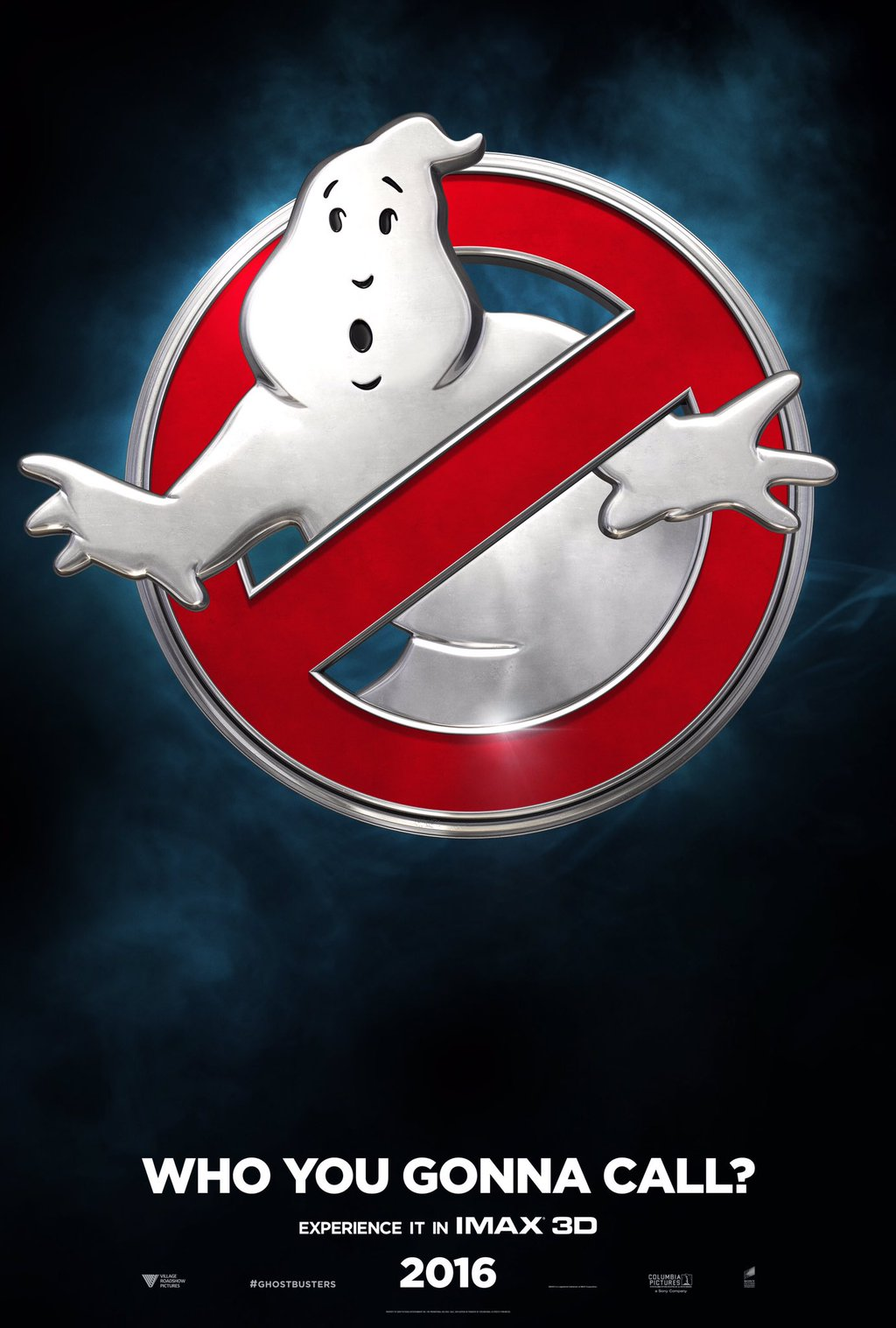 Ghostbusters - 2016 - Official Poster