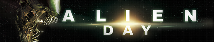 Alien Day - Alien Anthology - Twitter