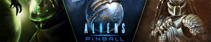Alien Day - Zen Studios - Alien vs Pinball
