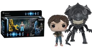 New ALIENS Figures From Funko