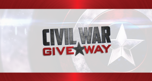 Civil War Prize Pack Giveaway