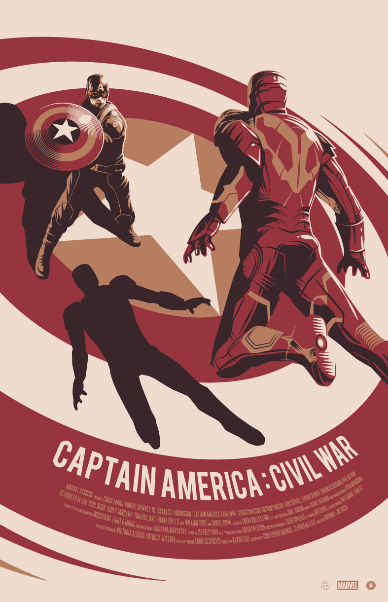 Captain America - Civil War - Thomas Walker