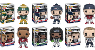 Funko Pop! – NFL Wave 3 – Coming Soon