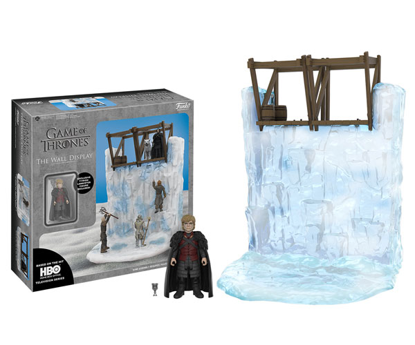 Game of Thrones - The Wall - Display Set - Funko
