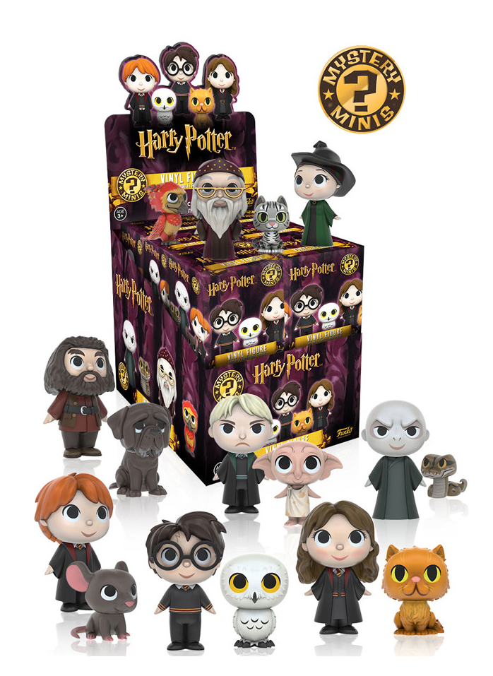Harry Potter - Mystery Minis - Funko - Series 1 - Box