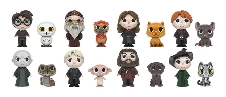 Harry Potter - Mystery Minis - Funko - Series 1 - Figures