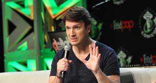 Nathan Fillion [PANEL] – ECCC 2016