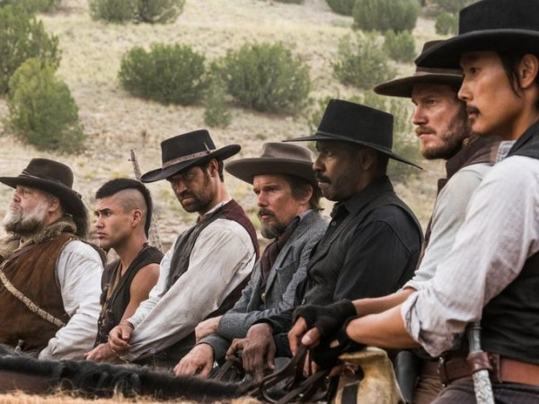 The Magnificent Seven - Cast