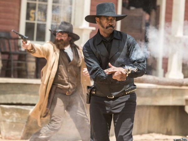 The Magnificent Seven - Denzel Washington 2
