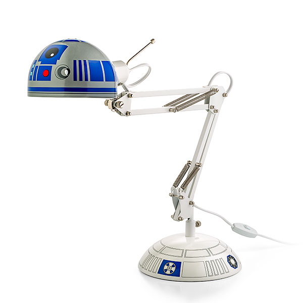 Podcast: The Hollywood Drain (S2E32) - R2D2 Architectural Desk Lamp