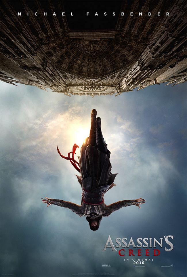 Assassin's Creed - Official Poster