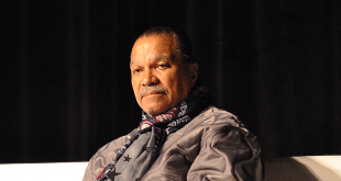 Billy Dee Williams - Ottawa Comiccon - COVER