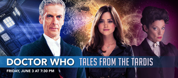 Dallas Comic Con - Doctor Who Special Event