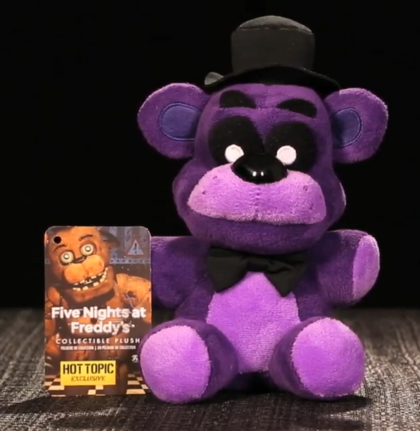 Five Nights at Freddys - Funko - Plush - Shadow