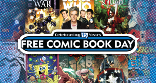 FREE Comic Book Day 2016 – May 7th