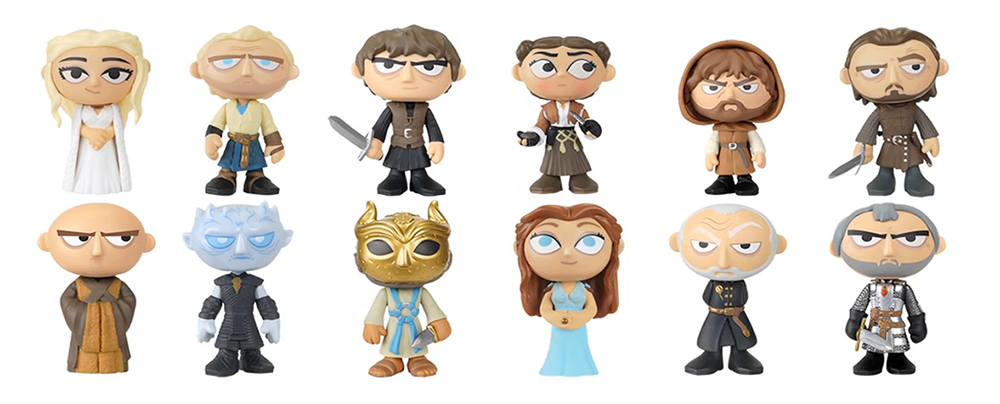 Game of Thrones - Mystery Minis - Hot Topic
