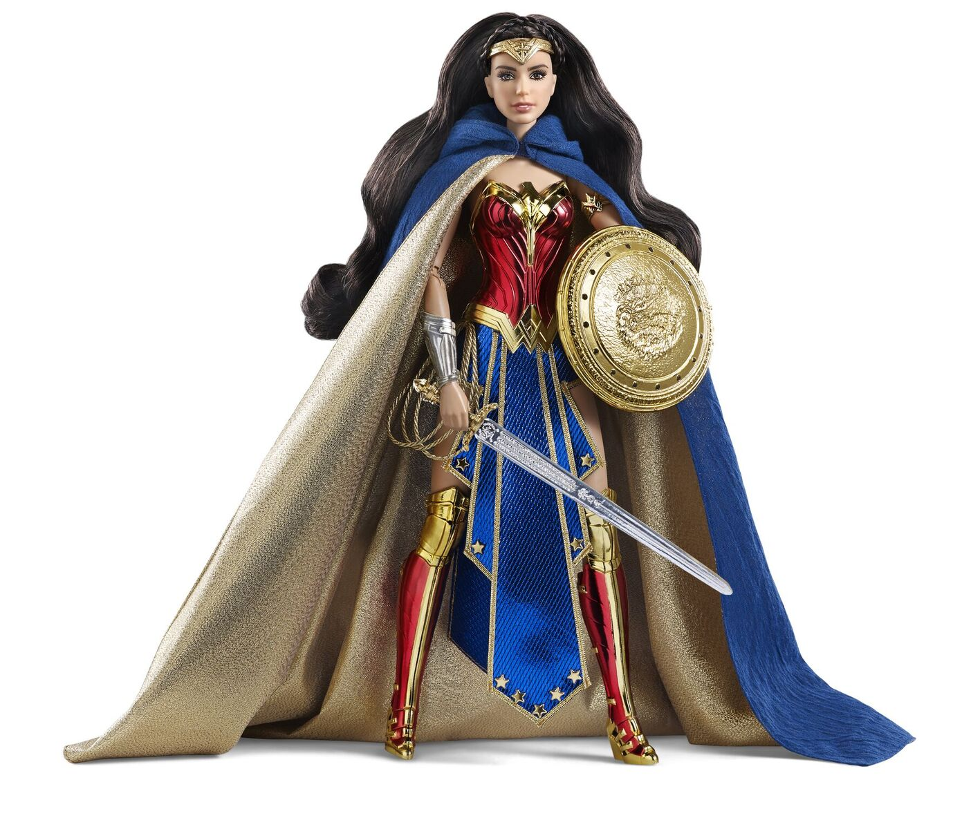 Mattel - SDCC 2016 - Amazon Princess - Wonder Woman - Barbie