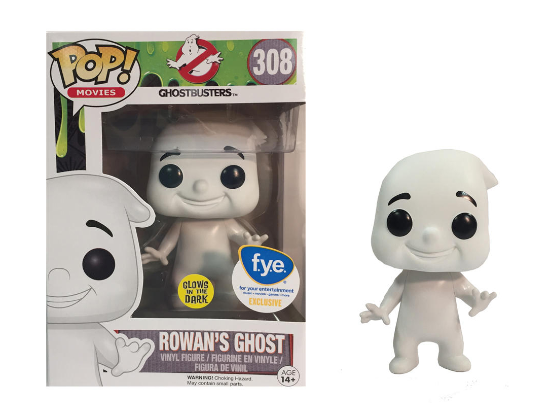 Rowans Ghost - FYE - Exclusive - Funko Pop!