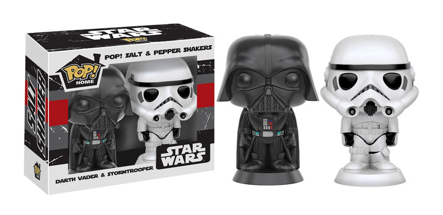 Star Wars Pop Home - Salt & Pepper Shakers