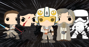 'Star Wars: The Force Awakens' – Rey – GameStop Exclusive