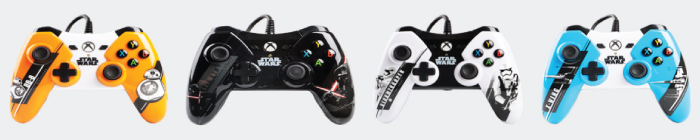Star Wars Day - 2016 - Best Buy - Controllers