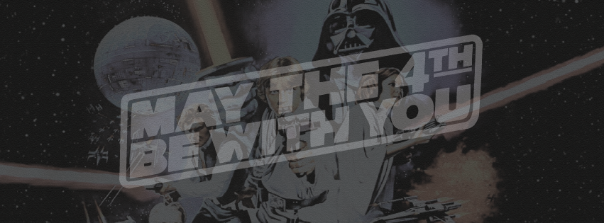 Star Wars Day - Facebook - Cover - Image
