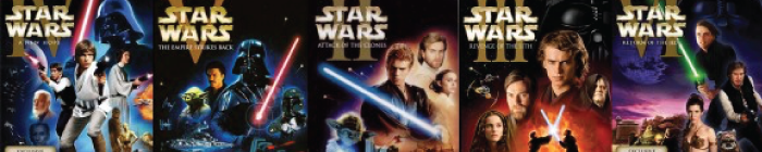 Star Wars Day - Star Wars Movies