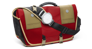 Stark Industries - Iron Man - messenger bag