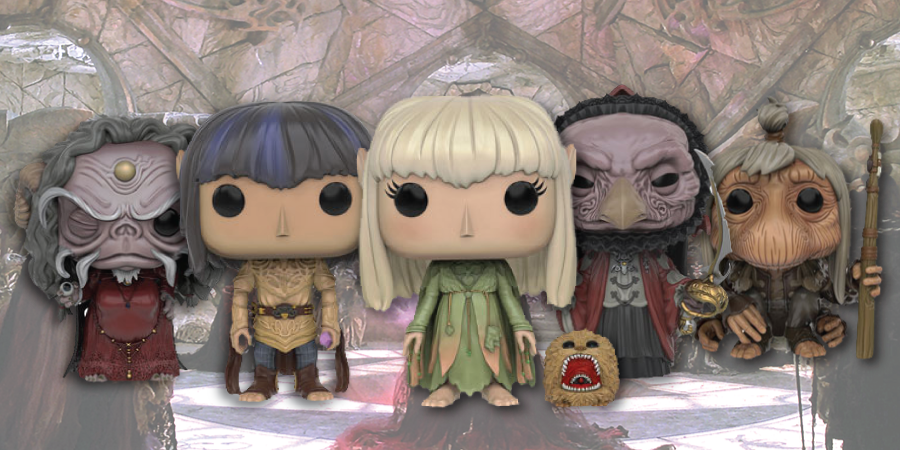The Dark Crystal Funko Pop Coming Soon