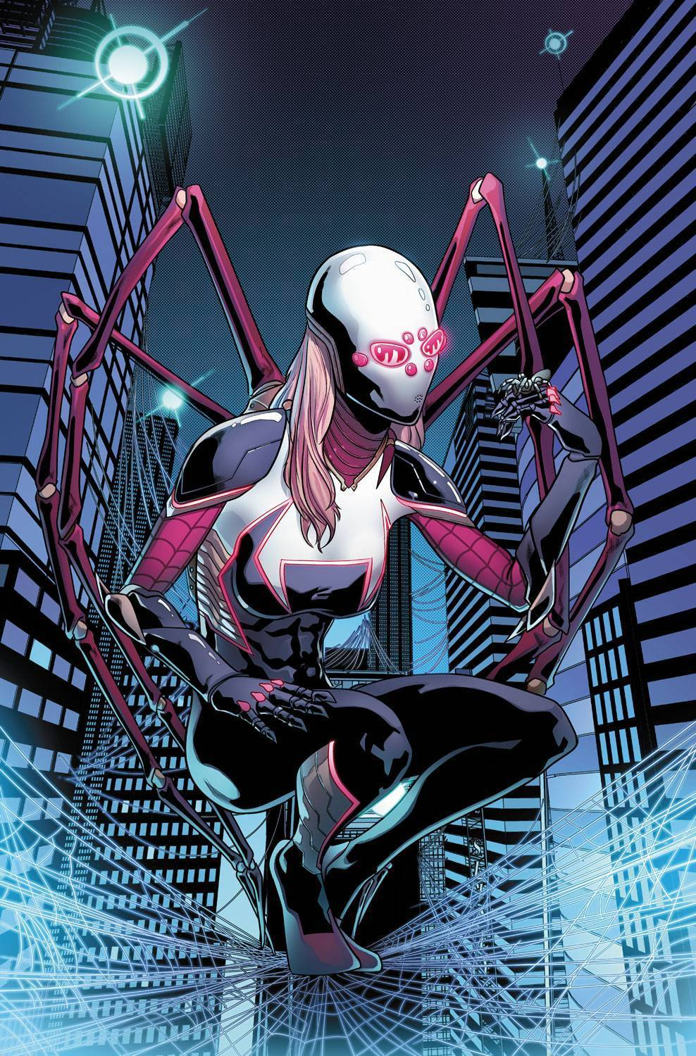 Podcast: Need Your Porch Painted? - Iron Spider-Gwen