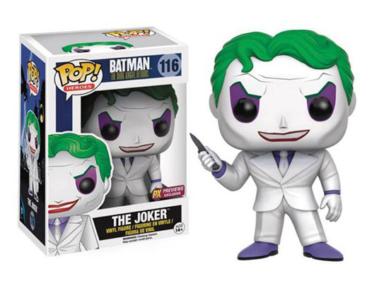 Batman - The Dark Knight Returns - The Joker PX - Exclusive