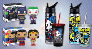 DC Pop! Home – New Items Coming Soon