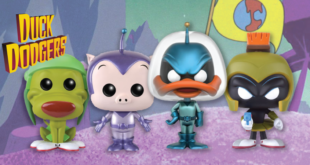 Duck Dodgers - Cover - 900x450