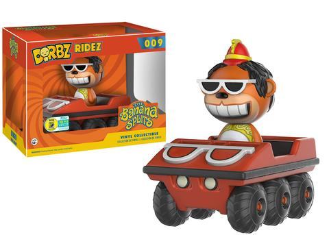 Funko - SDCC 2016 - Exclusive - Dorbz Ridez - Banana Splits - Bingo