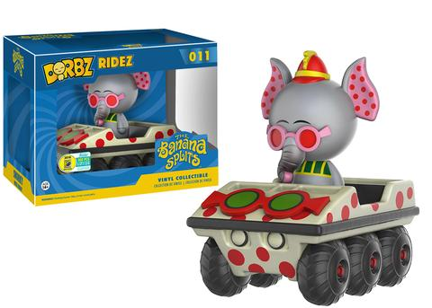 Funko - SDCC 2016 - Exclusive - Dorbz Ridez - Banana Splits - Snorky